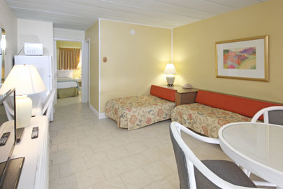 Motels In Wildwood NJ Quebec Motel By The Sea